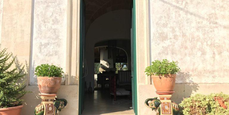 Foto Carpignano Salentino villa storica 27