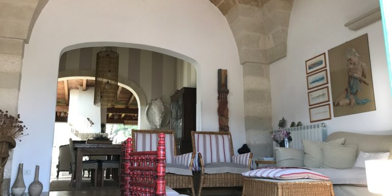 Foto Carpignano Salentino villa storica 29