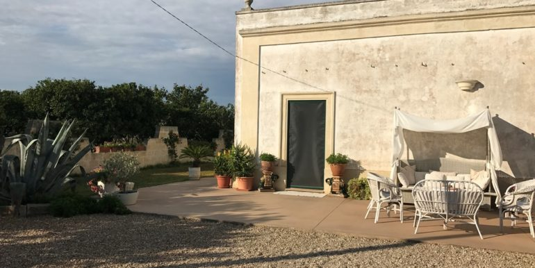 Foto Carpignano Salentino villa storica 4