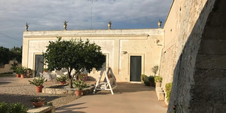 Foto Carpignano Salentino villa storica 8