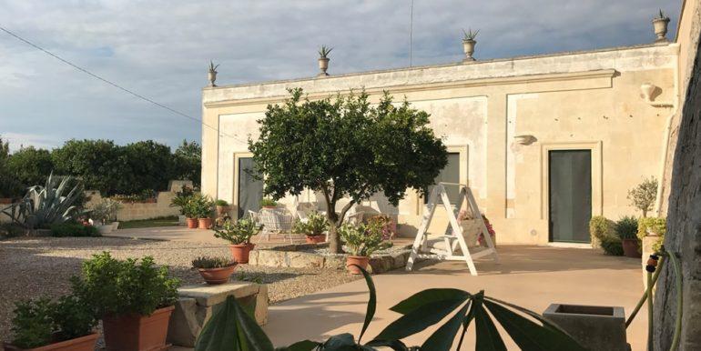 Foto Carpignano Salentino villa storica 9
