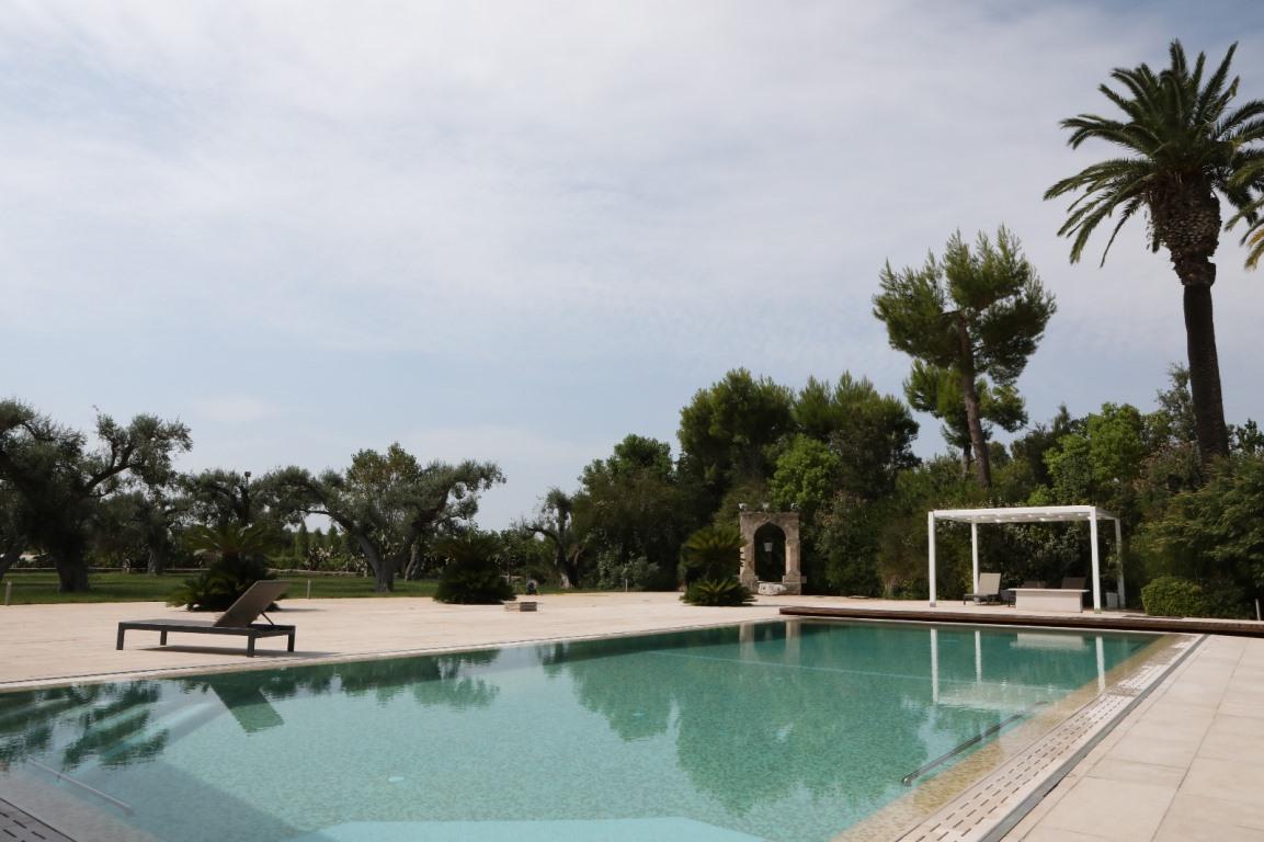 Villa con Piscina e Vigneto IGT