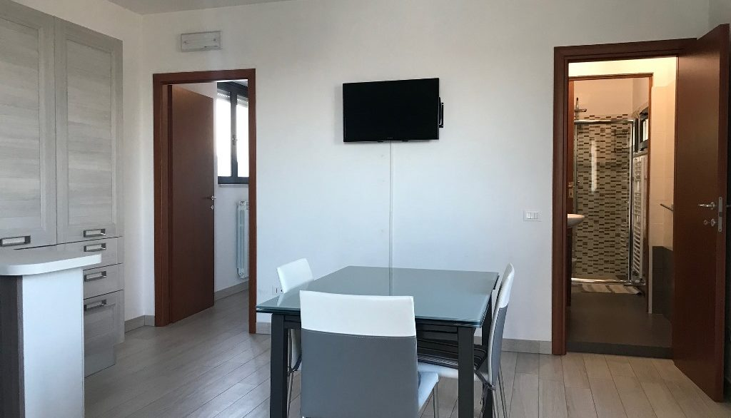 Foto appartamento attico via Chirulli Lecce 14