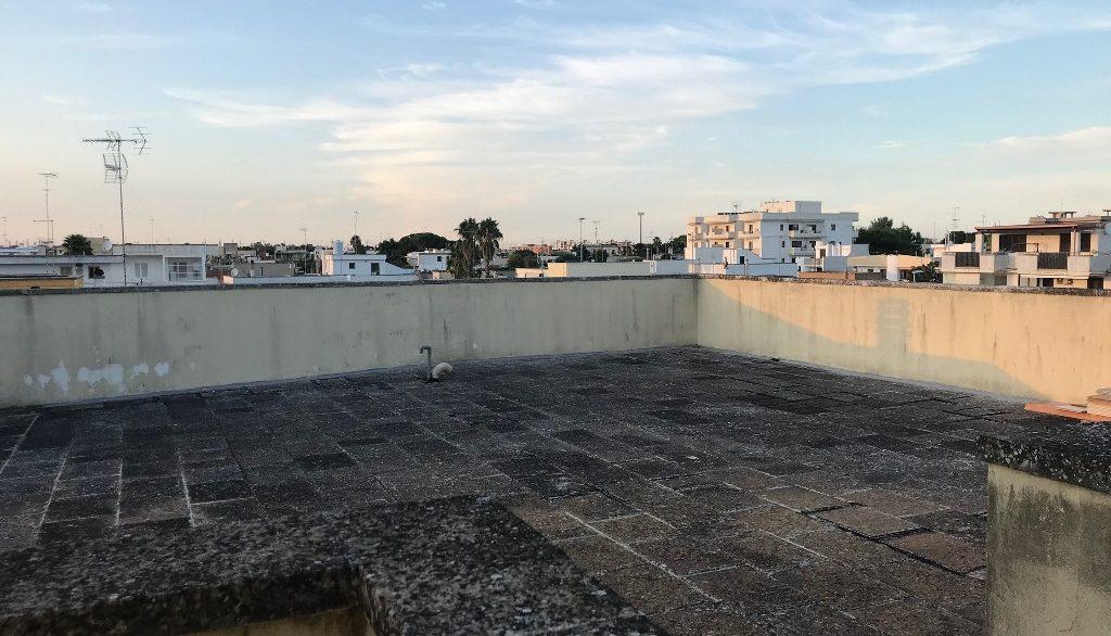 Foto appartamento attico via Chirulli Lecce 145
