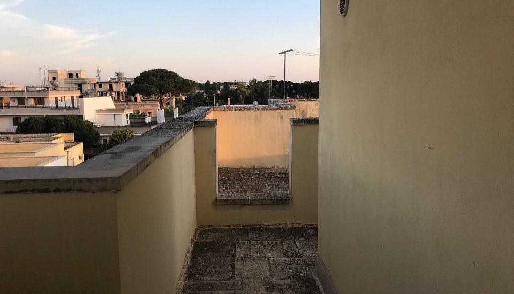 Foto appartamento attico via Chirulli Lecce 15