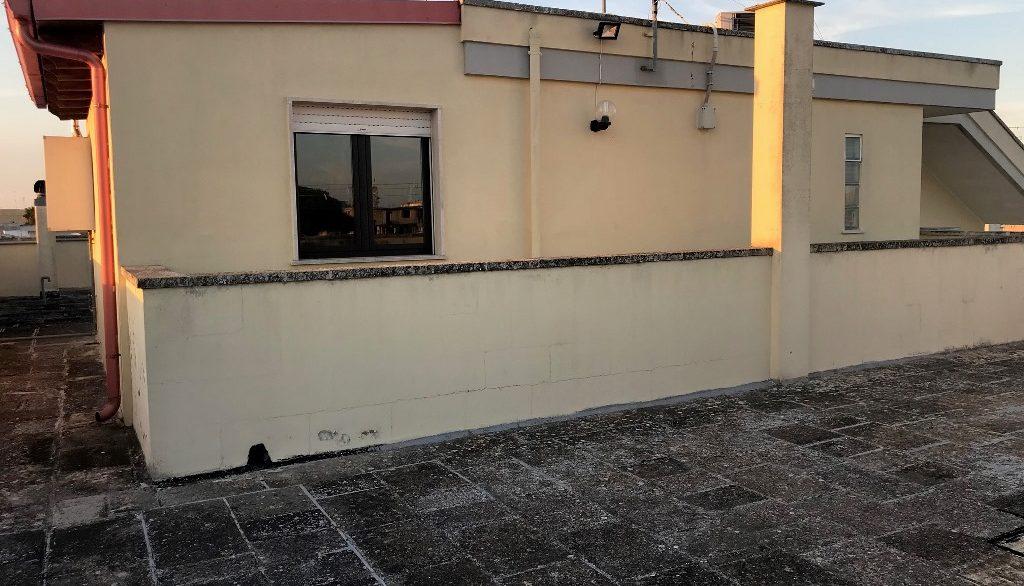 Foto appartamento attico via Chirulli Lecce 20