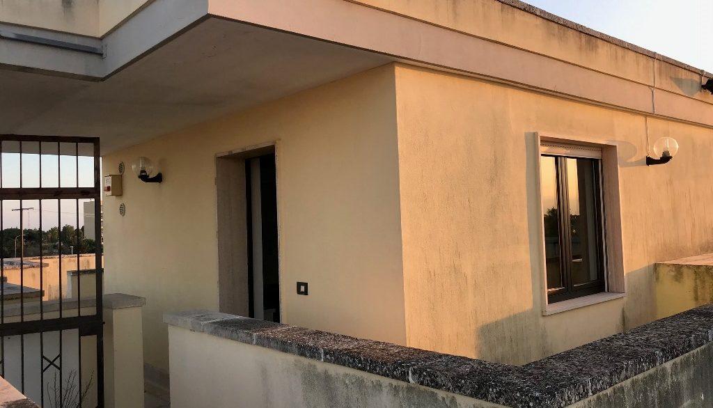 Foto appartamento attico via Chirulli Lecce 22