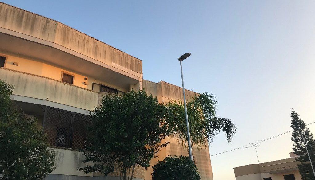 Foto appartamento attico via Chirulli Lecce 27